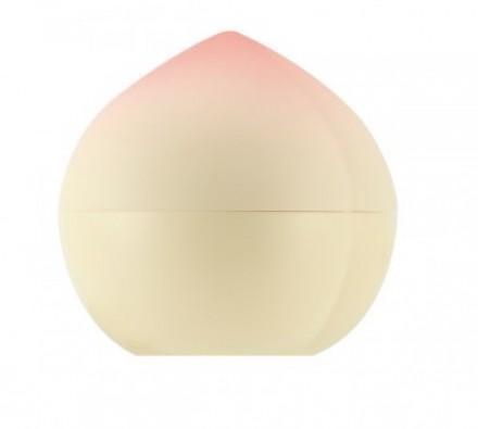 Крем для рук с экстрактом персика TONY MOLY Peach hand cream 30г: фото