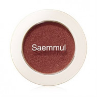 Тени для век мерцающие THE SAEM Saemmul Single Shadow Shimmer BR04 2гр: фото