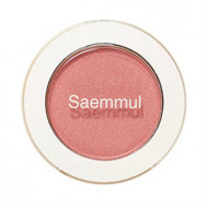 Тени для век мерцающие THE SAEM Saemmul Single Shadow Shimmer CR04 Splash Coral 2гр: фото