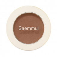 Тени для век матовые THE SAEM Saemmul single shadow matt BR09 1,6гр: фото