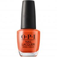 Лак для ногтей OPI FALL19 Suzi Needs a loch-smith 15 мл: фото