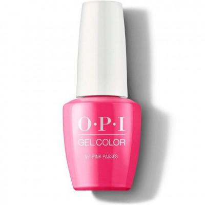 Гель для ногтей OPI GelColor V-I-Pink Passes GCN72 15мл: фото