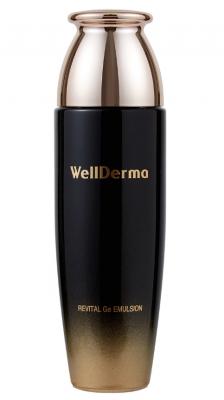 Ревитализирующая эмульсия с германием WELLDERMA Revital Ge Emulsion 150 мл: фото