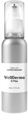 Увлажняющая эмульсия с экстрактом рехмании WELLDERMA G Plus Embellish Essence Emulsion 80 мл: фото