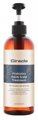 Маска для волос Ciracle Probiotics Hair & Scalp Treatment 500мл: фото