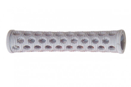 Бигуди пластиковые Sibel 15мм серые 10шт: фото