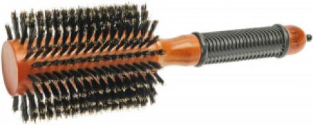 Брашинг для укладки волос Sibel CLASSIC 33 75мм коричневый: фото