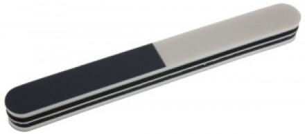 Пилка для ногтей полировочная трёхсторонняя Sibel : фото