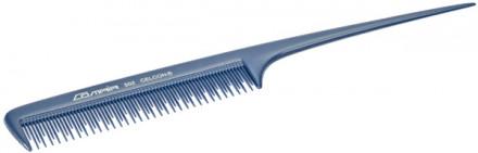 Расческа с пластиковым хвостиком и зубцами разной длины Comair 21см: фото